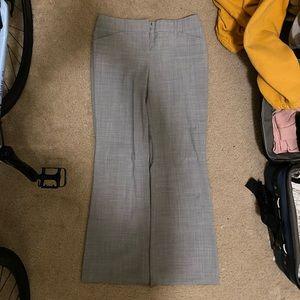 Express light grey dress pant